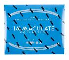 2017 PANINI IMMACULATE COLLECTION COLLEGIATE FOOTBALL HOBBY BOX