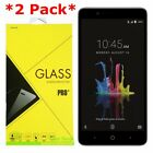2 Pack Premium Tempered Glass Screen Protector For ZTE Blade Z Max MetroPCS