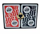 Set of 2 Decks Authentic Dealt at WSOP Final Tables Used Copag Playing Cards