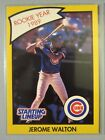 *Rare* 1990 Kenner Starting Lineup Extended Cards #7B Jerome Walton