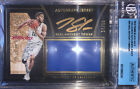 2015-16 BLACK GOLD ROOKIE SWATCH AUTO #59:KARL-ANTHONY TOWNS #27 99 RC AUTOGRAPH