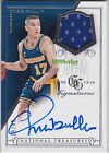 2013-14 NATIONAL TREASURES GAME GEAR SWATCH AUTO: CHRIS MULLIN #19 49 AUTOGRAPH