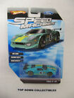 Hot Wheels Speed Machines Ford GT LM Tourquise 164 NIP Nice