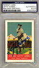 Lefty Gomez Autographed Signed 1933 Delong Reprint Card New York Yankees PSA DNA