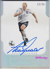 2016 FLAWLESS PITCH PERFECT AUTO: ALAN SHEARER #12 25 ENGLAND EPL RECORD HOLDER