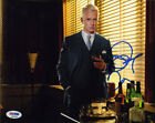 John Slattery SIGNED 8x10 Photo VEEP Roger Sterling Mad Men PSA DNA AUTOGRAPHED