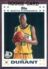 Top 15 Kevin Durant Rookie Cards 34