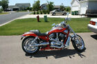 Toxic Pipes Chrome Double Barrel V ROD Exhaust Pipes vrod