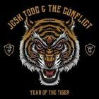 JOSH TODD/JOSH TODD & THE CONFLICT - YEAR OF THE TIGER [DIGIPAK] * USED - VERY G