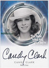 2014 THE MAN WHO FELL TO EARTH AUTO: CANDY CLARK - AUTOGRAPH