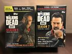 2017 TOPPS THE WALKING DEAD SEASON 6 and 7 EXCLUSIVE BLASTER BOXES 1 HIT PER BOX