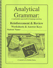 Analytical Grammar Review and Reinforcement