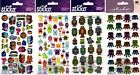 U CHOOSE Sticko Stickers ROBOTS MINI MONSTERS SPACE CRITTERS Toys Games Boys