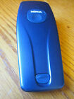 Nokia 3595 6010 Battery Back Cover OEM Blue Used