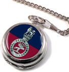 Royal Devon Yeomanry Full Hunter Pocket Watch (Optional Engraving)