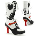 Black White Referee Soccer Boxing Sporty Sneaker Boots Costume Shoes size 7 8 9