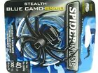 SPIDERWIRE Camo Blue STEALTH BRAID Superline 40 LB 300 YDS Braided Fishing Line
