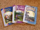 ABEKA 4TH GRADE READERS LOT OF 3 HOMESCHOOL GREAT CONDITION