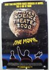 MYSTERY SCIENCE THEATER 3000: THE MOVIE 1995 Michael J. Nelson,Jim Mallon-Poster
