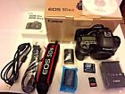 CanonEOS 5DS R DSLR Camera Body and 2 memory cards