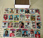 Lot Of 378 Different 1977 Topps Football Cards Vintage Partial Set