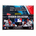 Philadelphia Phillies Topps 2015 MLB Stickers Box 50 Packs Collectibles