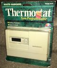 NEW SEALED VINTAGE White Rodgers Non Programmable Thermostat Model 7910