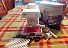 Salton Electric Cappuccino Espresso Coffee Maker Model EX 8
