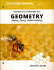 Harold Jacobs Geometry 3rd Edition Solutions Manual