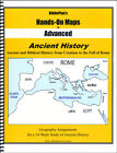 BiblioPlans Hands On Maps for Advanced Ancient History Grades 8 12