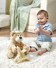 Peek a Boo Teddy Bear Toddler Kids Children Polyester Soft Toy Plush Blanket New