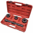 4pcs Track Rod End Remover/Installer Tool Set Steering Rack Tie End Axial Joint