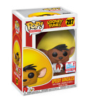 NYCC 2017 Exclusive Funko Pop Looney Tunes Speedy Gonzales 3500 PC LE Damaged