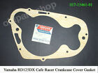 Yamaha RD125 RD125DX Crankcase Cover Gasket NOS Engine Cafe Racer 1E7-15461-01