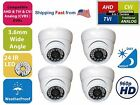 4pcs. 960P High Resolution HD Night Vision Outdoor Indoor CCTV Security Camera