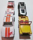 Matchbox Superfast Diecast cars 4 in lot M. Cond as showm-FREE SHIP