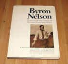 Byron Nelson : Story of the Golf's Finest Gentleman Book Signed by Martin Davis