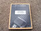 John Deere 160DLC Excavator Technical Shop Service Repair Manual TM10091