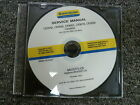 New Holland CR9040 CR9060 CR9065 CR9070 CR9080 Combine Service Repair Manual CD