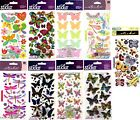 U CHOOSE Sticko BUTTERFLIES  DRAGONFLIES Stickers Butterfly Dragonfly Insects