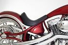 BIG DOG MOTORCYCLES 2008 2011 PITBULL SOLO DROP SEAT W EMBROIDERED BDM LOGO