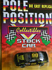 POLE POSITION DIE CAST STOCK CAR # 98 JIMMY SPENCER MOLY BLACK GOLD