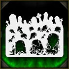 Tombstones 1 Airbrush Stencil Template Airsick Zombies