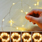 20 30LED MICRO WIRE STRING FAIRY PARTY XMAS WEDDING CHRISTMAS LIGHT