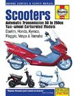 HAYNES SERVICE MANUAL KYMCO AGILITY 50 & 125 PEOPLE S 50, 125 & 200 06-LATER