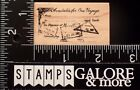 CLUB SCRAP NEW RUBBER STAMPS LIMITED EDITION 3086 6350 ABSTRACT TRAVEL STICKERS