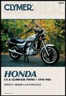 CLYMER MANUAL HONDA GL500 1981-1982 & GL650 1983 SILVER WING & INTERSTATE GL 650