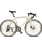 NEW 26 14 Speed Road Bike Cycling SHIMANO TX30 Double Disc Brake Sports Bicycle