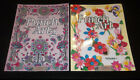 Memory Makers Punch Your Art Out volume 1 and 2 lot scrapbooking punches