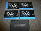 2010 Honda Accord Coupe Owner Owner's User Guide Manual Set EX EX-L LX-Sport